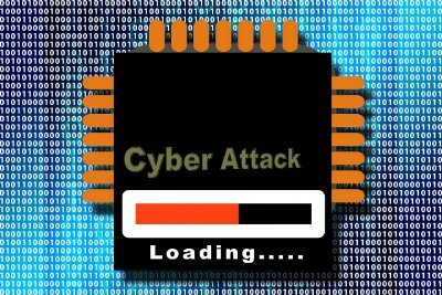 Cyber attack loading