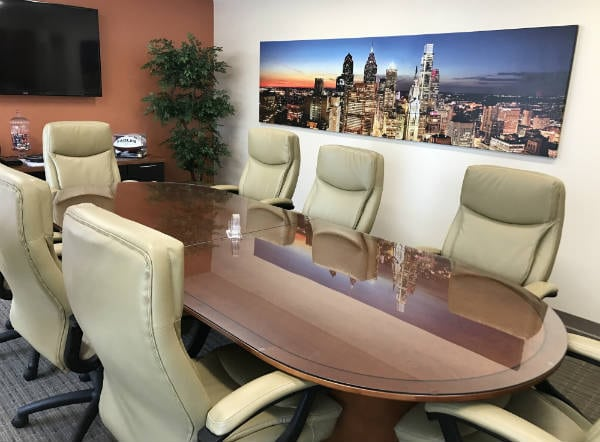 KLW Court Reporters Conference Room