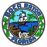 Boca Raton Florida City Seal