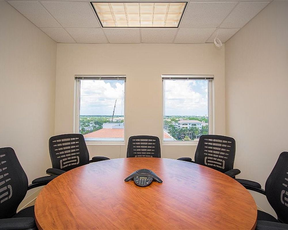 Conference Room - Kaplan Leaman & Wolfe Court Reporters of Boca Raton