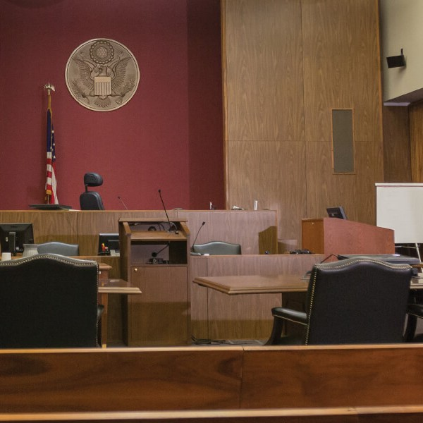 Courtroom In Fort Lauderdale Florida